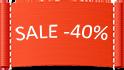 Sale - 40%