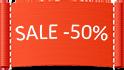 Sale - 50%