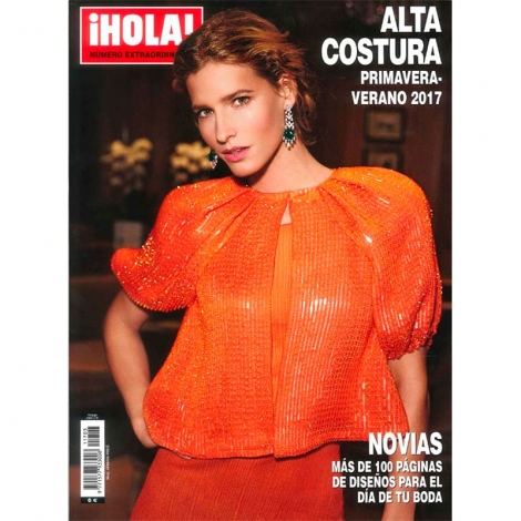 """HOLA"" ALTA COSTURA 2017"