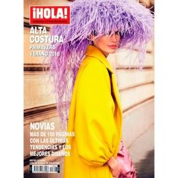 """HOLA"" ALTA COSTURA 2018"